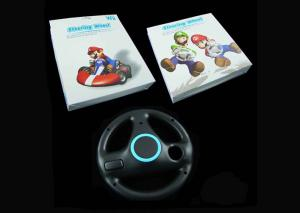 China Top Quality Standard Size Nintendo WII accessories Wii Wireless Racing Wheel on sale