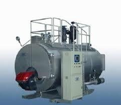 China save fuel Industrial easy maintenance wear resistance Hot oil Natural Gas Steam Boiler on sale