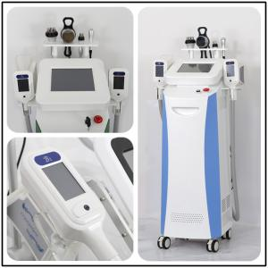 China Beauty Equipment Cryolipo fat freezing+rf+cavitation cryolipolysis weight loss machine with 3 years warranty on sale