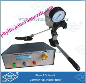 China simple operation diesel injector test bench test CRDI injector on sale