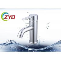 China CE Water Tap Faucet High Grade Material Anti Acid Corrosion Bright Surface on sale