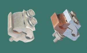 China Jb type parallel groove clamps with insulating cover For Conductor Acsr ,Aac Aaac on sale