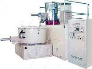 China 800 Kg / H PVC Mixer Machine High Speed , SRL - Z Series Plastic Powder Mixer Machine on sale