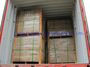 China 1KG Package Calcium Chloride Container Desiccant on sale