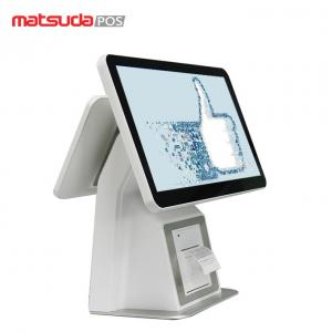 China RK3288 CPU 15.6 Capacitive Small Business Android Pos System on sale