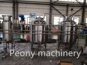 China The system for Low Temperature Floodable Centrifuges for Separating Solvent from Extracted Material on sale