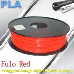 1.75 / 3mm Fluorescent Filament   PLA Fluo filament  bright color filament