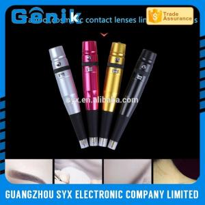 China Stainless Steel Tattoo Pen Machine Electric Type Permanent Makeup Lip Tattoo Machine on sale