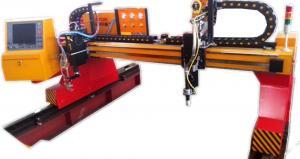 China Gantry Type CNC plasma Cutting Machine on sale