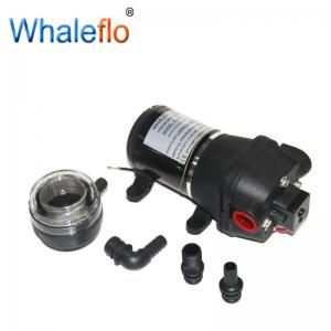 China Whaleflo FL-35 DC12V Miniature Low Pressure Electric Diaphragm Water Pump 2M lift on sale