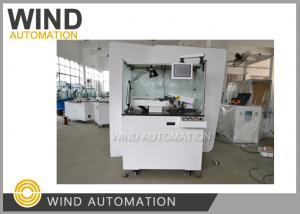China Lathe OD Commutator Turning Machine Accuracy 0.01mm AC Motor Rotor Outside Diameter on sale