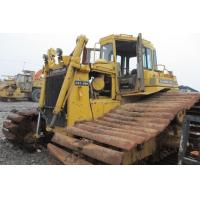 used D6H CAT bulldozer japan dozer Cat Dozer  big width track shoe