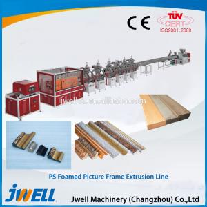 China Jwell PS foamed picture frame extrusion line on sale