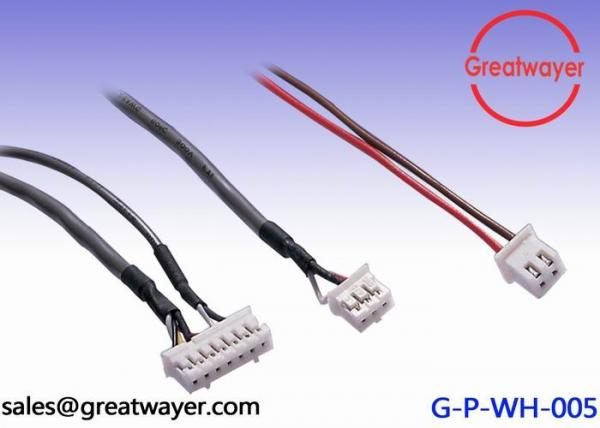shielding wire harness ul 2464 26awg jst phr 7 pin connector for shielding wire harness ul 2464 26awg jst phr 7 pin connector images