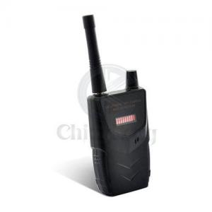 China Anti - Spy Wireless Portable Jamming Device Video Audio Signal Tap Detector on sale