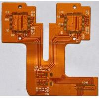 China High Speed 4 Layer FPC Flexible Printed Circuit DuPont PI+ Cover Film Inner Outer on sale