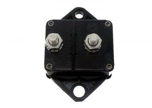 China E95 panel mount thermal trip manual reset circuit breaker dc 48v 20-200a on sale