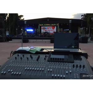 China Pixel Pitch 3.9mm Outdoor Stage LED Screen for HD Events Rental on sale