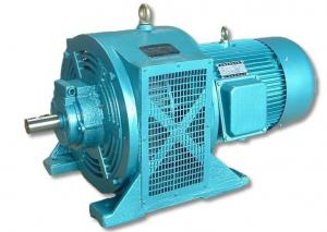 China AC electromagnetic governor 3 Phase Electric Motors for industrial agitation 3 kw, 2.2 kw supplier