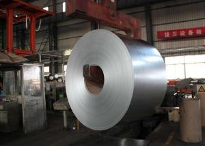 China Length 0-6000mm Tinplate Hot Rolled Coil , Cold Rolled Steel Sheet In Coil on sale