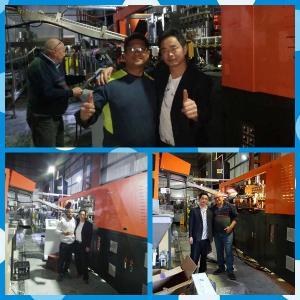China High Pressure Automatic Blowing Machine , Drinking Water Bottle Making Machine on sale