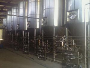 China Fermentation Control Industrial Beer Making Equipment For Laboratory Room on sale