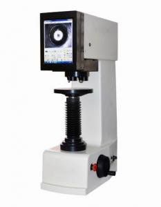 China CPU Controlled Brinell Testing Machine , Auto Lifting Digital Brinell Hardness Tester on sale