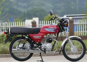 China High Performance Street Motorbike Bajaj Boxer With Vertical 100CC Engine on sale