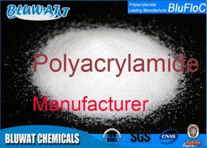China Economical White Powder Anionic Polyacrylamide For Shale And Soil Stabilizaiton on sale