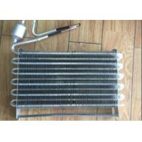 China Silver Color Refrigerator Heat Exchanger , Fridge Heat Exchanger Online Support on sale