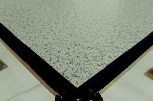 China High strength HPL Finish Wood Core Raised Floor Aluminum foil panel bottom on sale