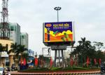Slim Cabinet Outdoor SMD LED Screen P4.81 500x1000mm  Module Size