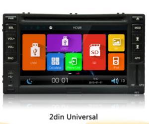 China 2 Din Universal Toyota Car GPS Navigators For Old Year Toyota Corolla Prado RAV4 Vios Yaris on sale