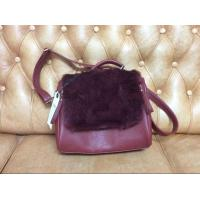 WINE RED FASHION BAG ,pu bag ,pu handbag ,single handbag ,single shoulder handbag