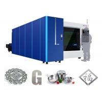 Industrial Precision 1000w Fiber Sheet Metal Laser Cutting Machine