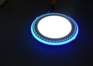 China Intelligent IC Recessed LED Ceiling Lights , Dimmable LED Panel Light With Φ70MM Cut Out on sale