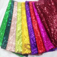 3mm Sequin Fabric in Different Color  DIY Decoration Fashion Garment Fabric