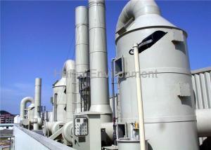 China High Filtering Acid Fume Scrubber Plastic Filler PoIypropyIene Material on sale