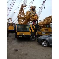 Used Crane XCMG QY25K in 2010 year
