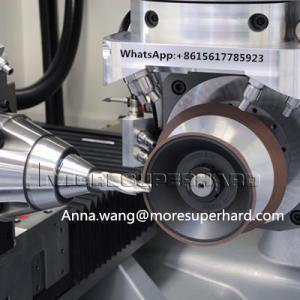 China Face blade grinding wheel for Drilling milling cutter on cnc tool grinder,Diamond Grinding Wheel For CNC Tool Grinder on sale