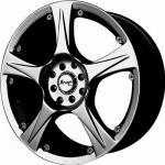 良質車の合金の車輪の縁