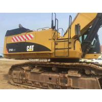 used heavy mining excavator Caterpillar 374DL excavator digger for sale