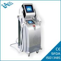 Q-Switched Nd Yag Laser tattoo removal machine / ipl machine for hair removal / RF machine