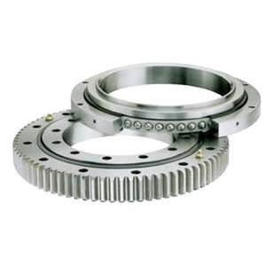 China High temperature cylindrical angular contact slewing ring bearing with High rigidity on sale