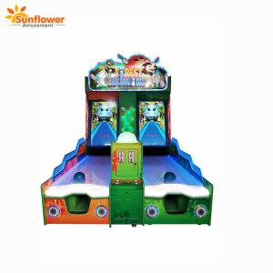 China New funny forest bowling ticket vending game 2P arcade video game machine from Sunflower on sale