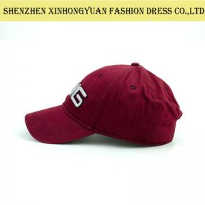 ... Quality Cool Plain Red Socks Baseball Caps Embroidered   Vintage Style  Baseball Caps for sale ... 6c3fe29c995e