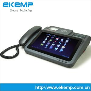 China Android Countertop Pos Terminal with Barcode Scanner EP1000 on sale