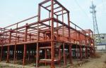 明確なスパンは工業ビルの電流を通された絶縁材の省エネを組立て式に作りました