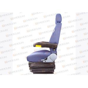 China Folding Komatsu Air Suspension Seats , Digger Custom Seats For Heavy Duty Equipment Parts on sale