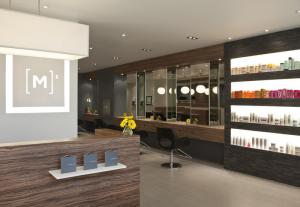 ... Quality Hair Salon Interior Design Wooden Cabinets Furniture For  Shampoo Storage In For Sale ...